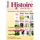 Histoire & Sociétés N° 100